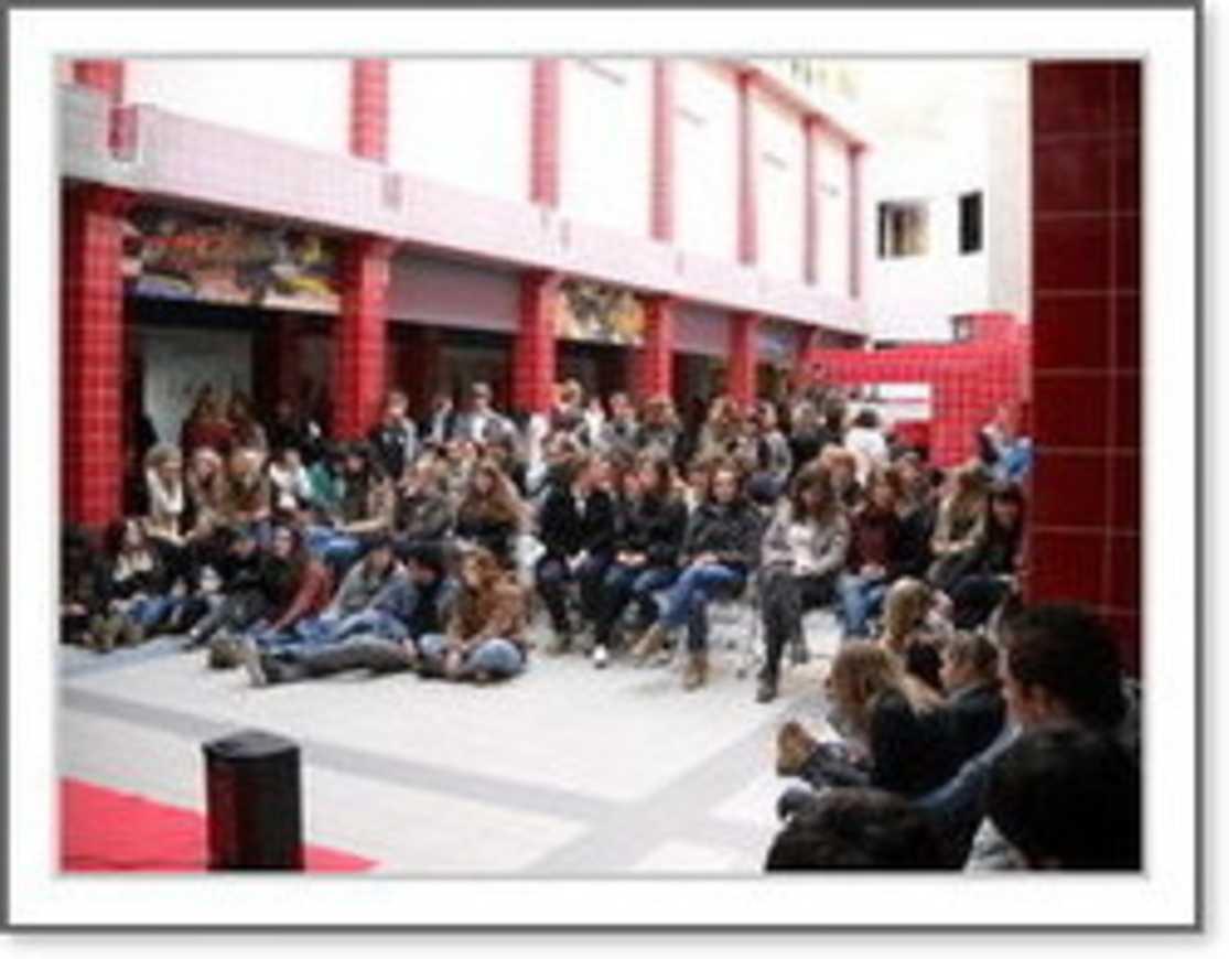 Composition du Conseil de la vie lycéenne 2011-2012 0