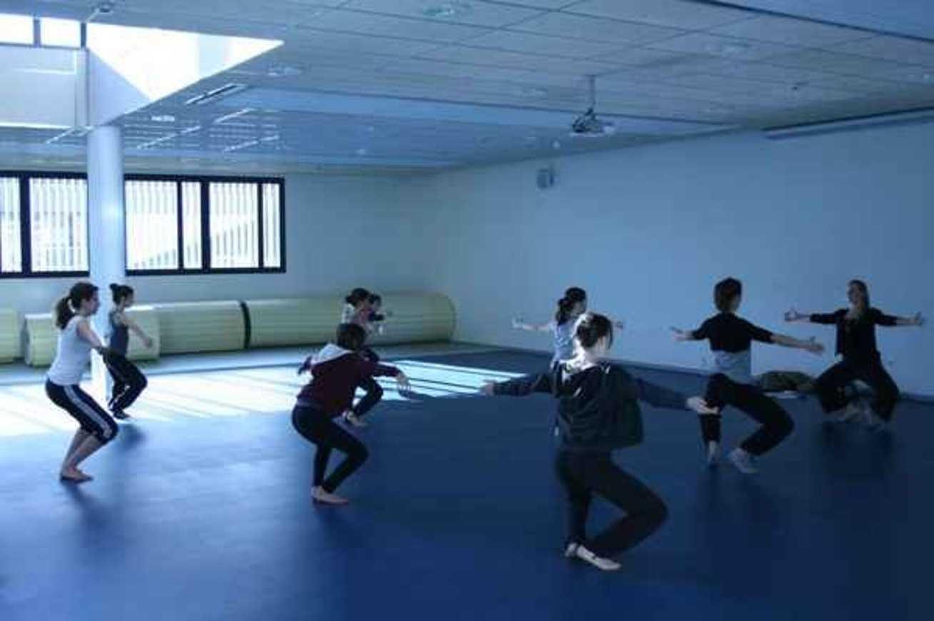 UNSS Danse au lycée Henri Avril 0