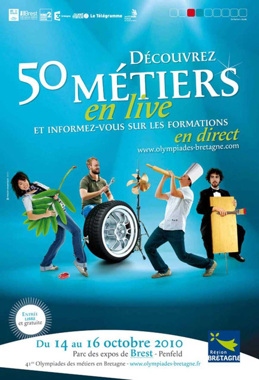 Le lycée Henri Avril participe aux Olympiades des métiers 0