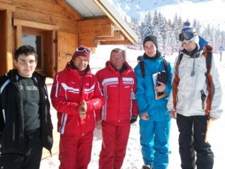 Une première journée : articles et ski au programme 0
