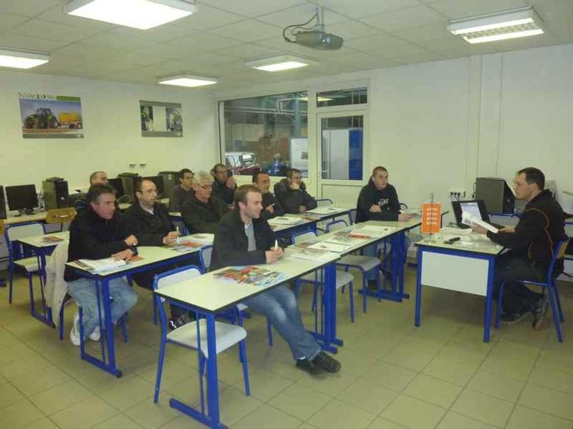 Le lycée Henri Avril a accueilli Sando PAYET, formateur chez Stihl 0
