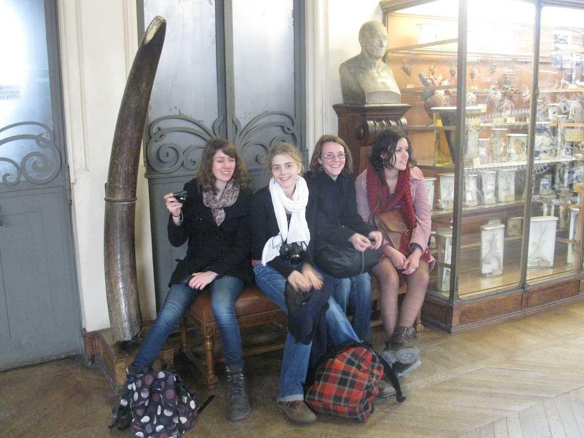 Voyage des TS à Paris parists2012112