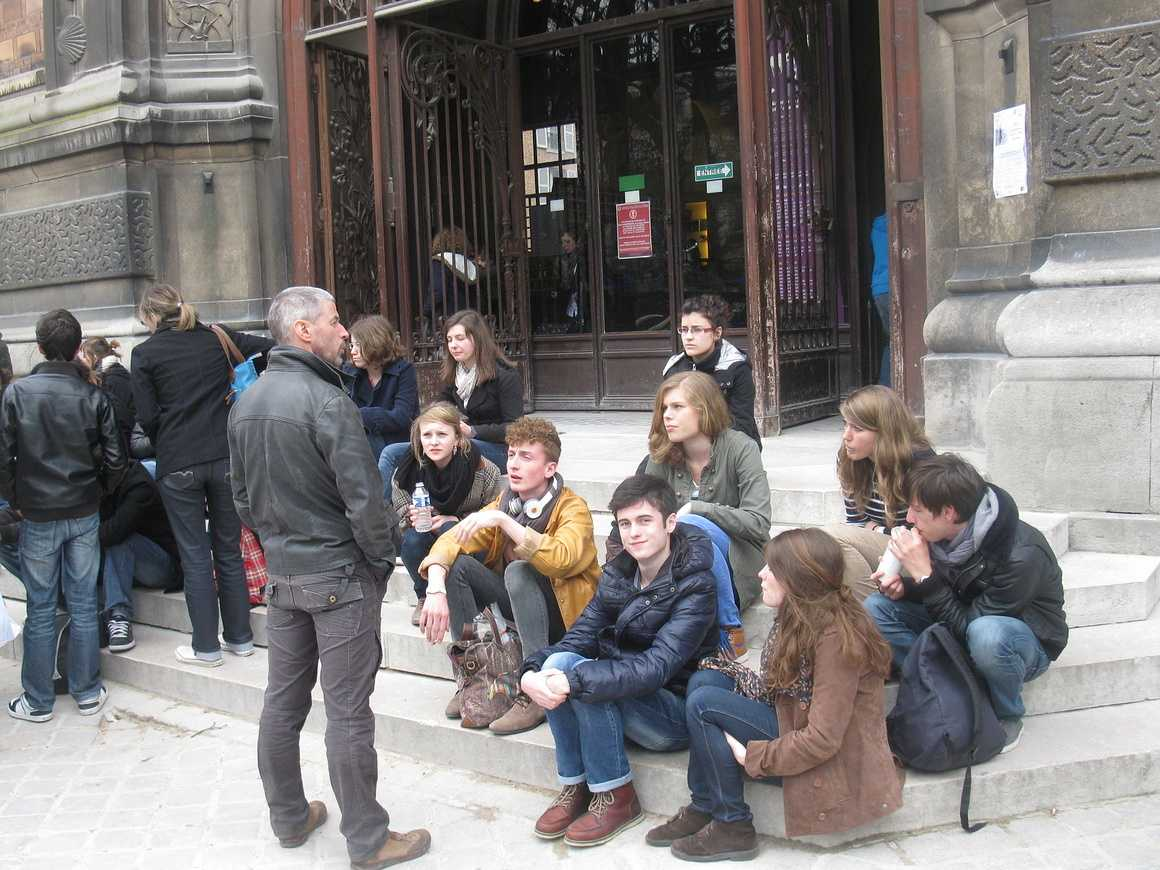 Voyage des TS à Paris parists2012117