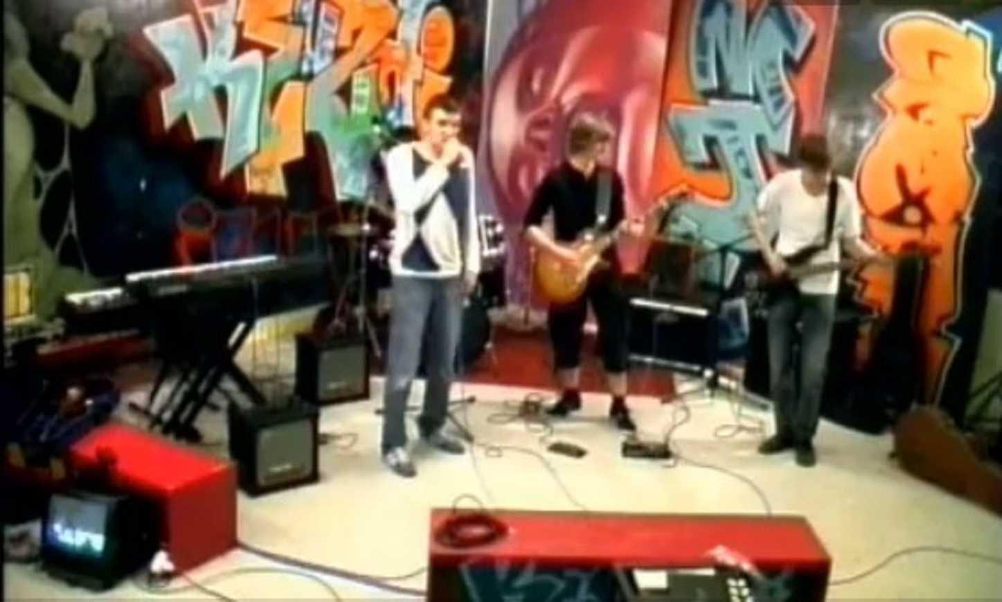 """Le groupe """"oSon"""" (composé d''élèves du lycée) au tremplin MJC''Tonik 0"""