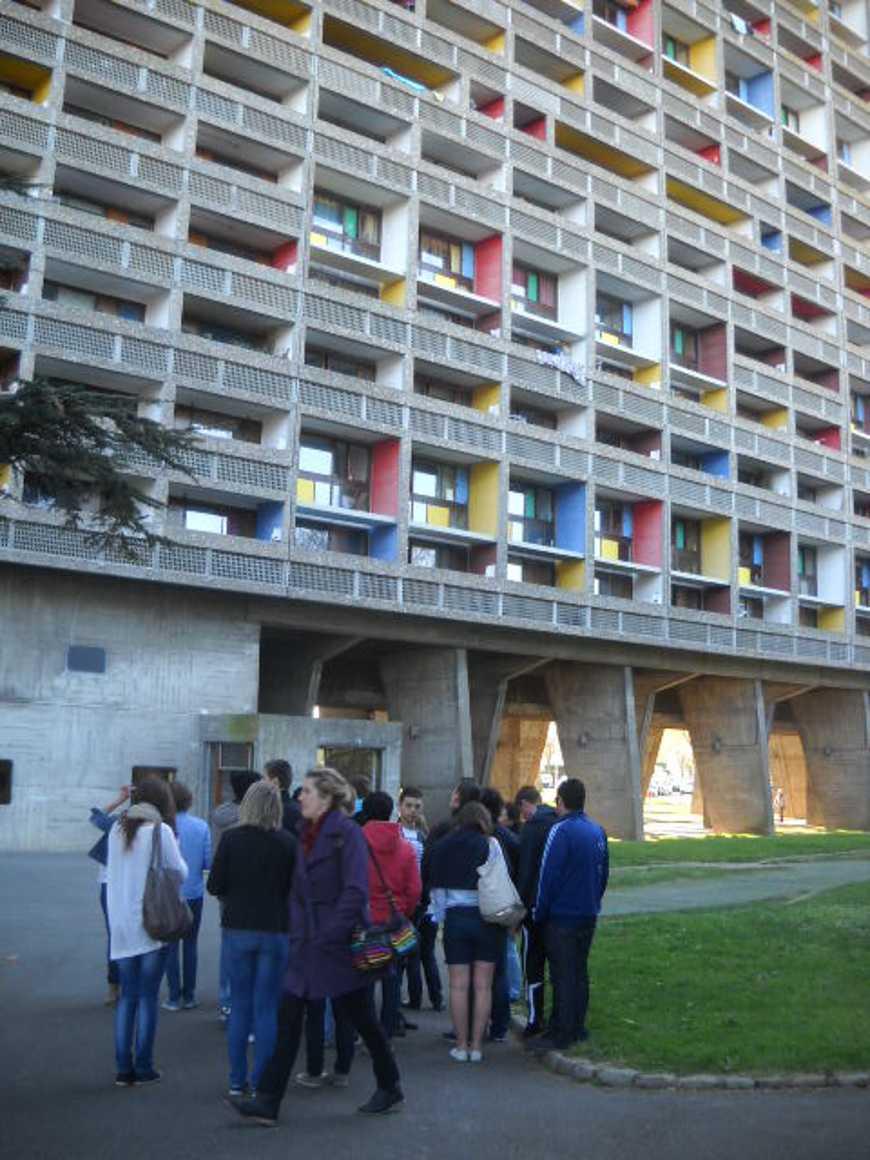Les élèves de 1STG ont découvert un autre visage de Nantes dscn2588