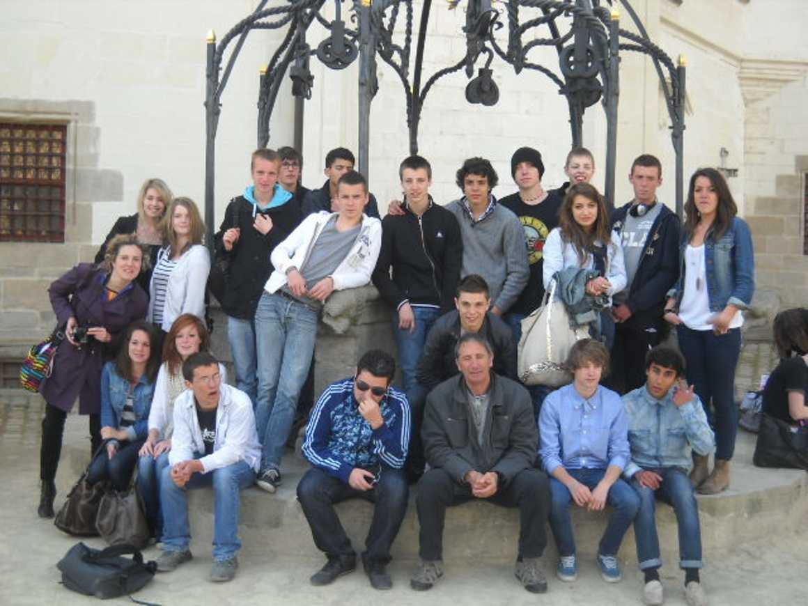 Les élèves de 1STG ont découvert un autre visage de Nantes dscn2611