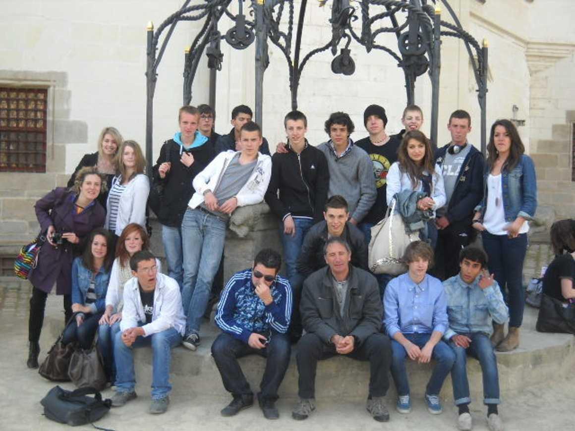 Les élèves de 1STG ont découvert un autre visage de Nantes 0