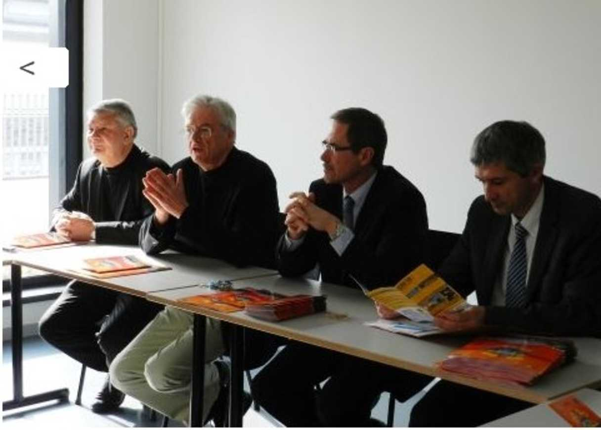 Visite du lycée Henri Avril (article Lamballe communauté) 0