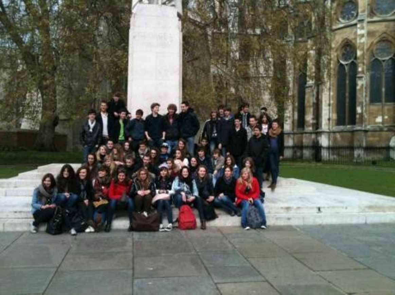 Le groupe euro anglais est bien arrivé à Londres 0