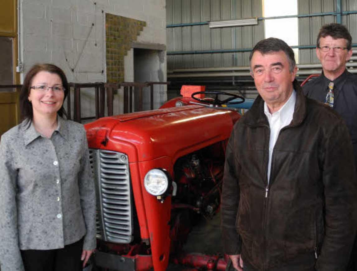 «Un tracteur pour Louly». Les élèves collectent 2.000€ (le Télégramme) 0