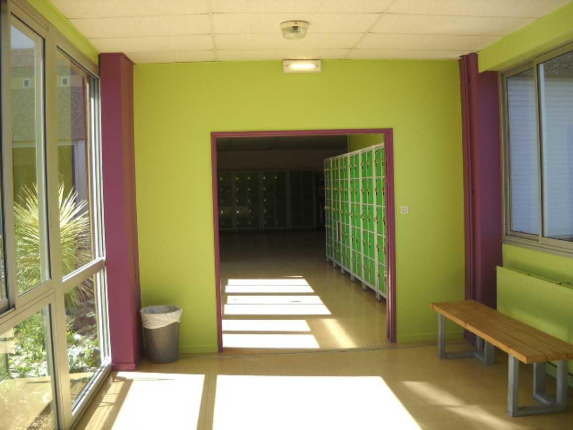 Les couloirs ont pris de jolies couleurs pendant l''été dscn3025