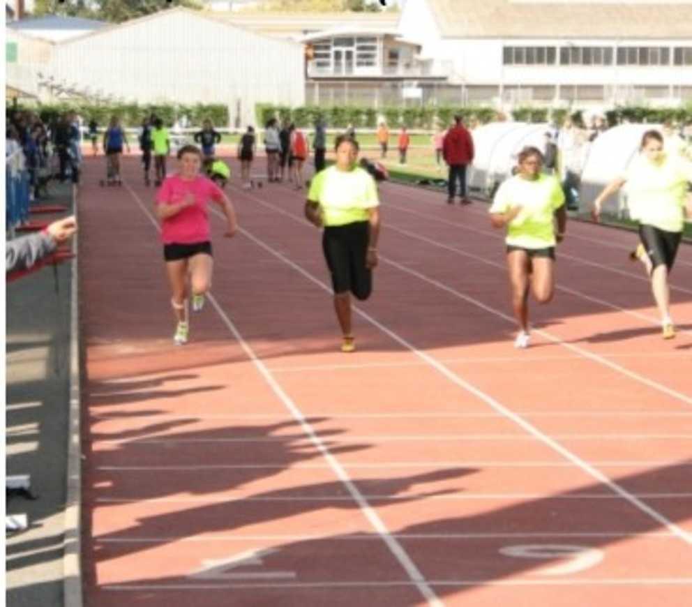 Championnat d''athlétisme hivernal à St Malo (20/10/2010) 0