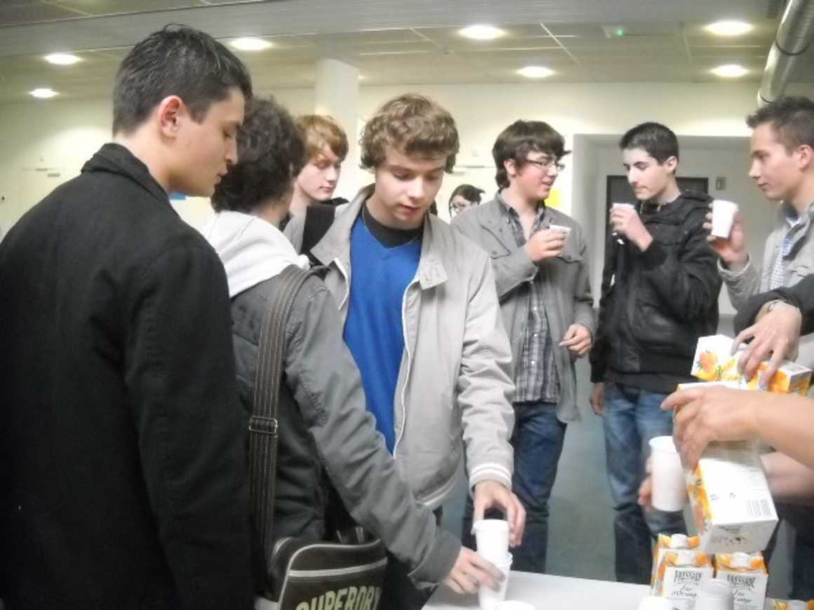 Sections Euro : Remise de diplômes classeseuro14sept.2012009