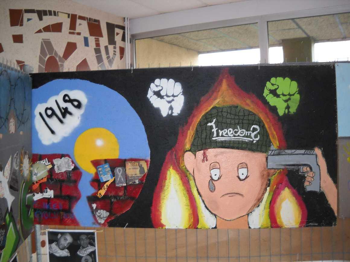"""""""Murs-murs"""" une exposition dans le hall du 11 au 26 novembre dscn0167"""
