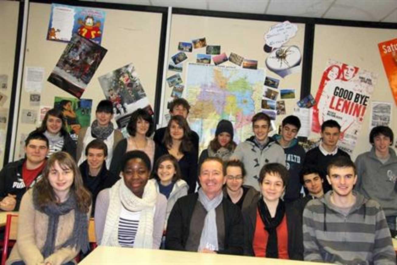 L'eldorado allemand fait rêver les lycéens génération 2013 (OF) 0
