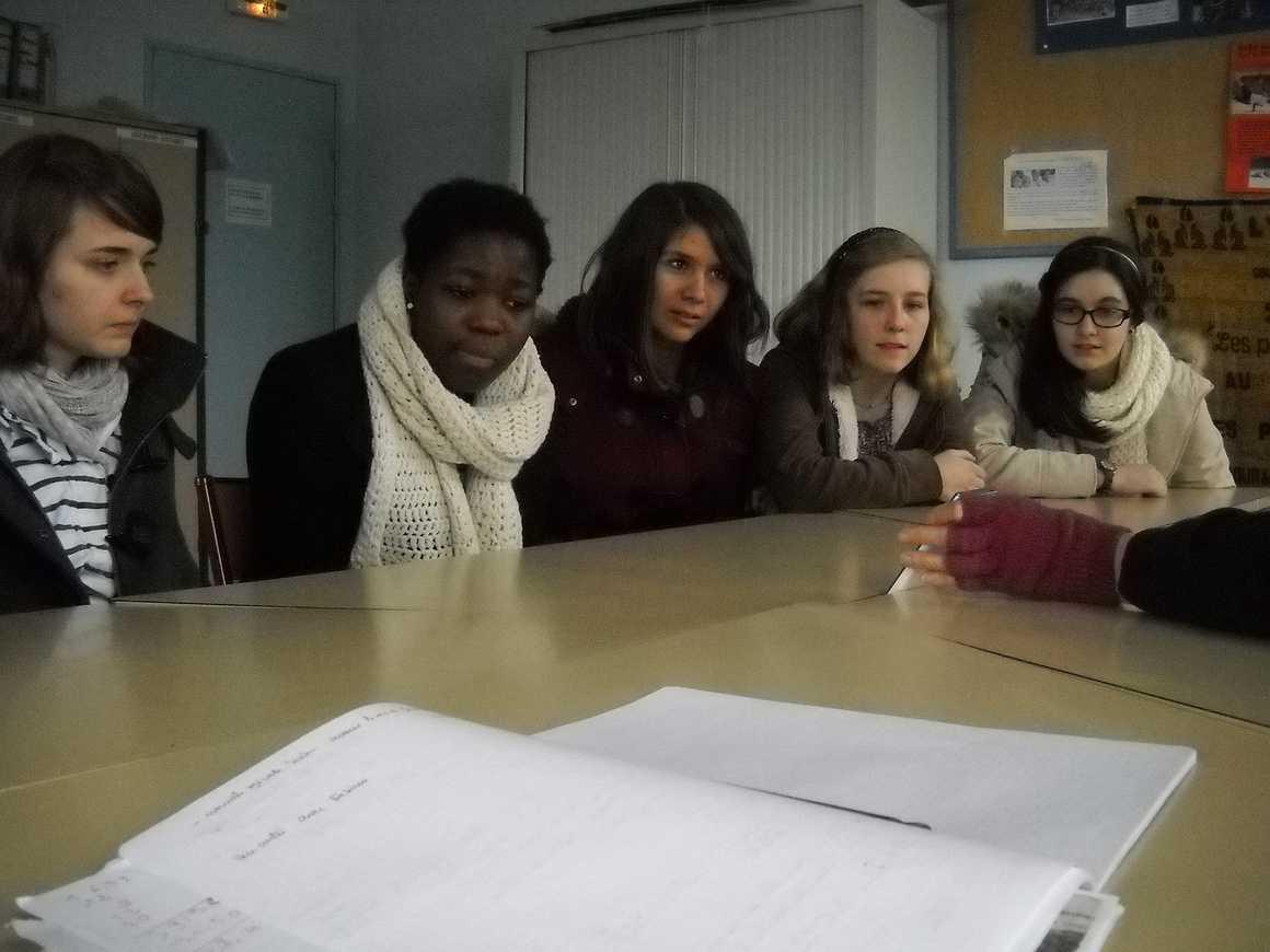 """Les élèves du club les """"Ptits du Mali"""" solidaires du Mali 0"""