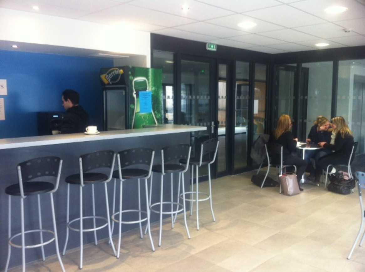 Ouverture de la cafétéria le midi ! photo5