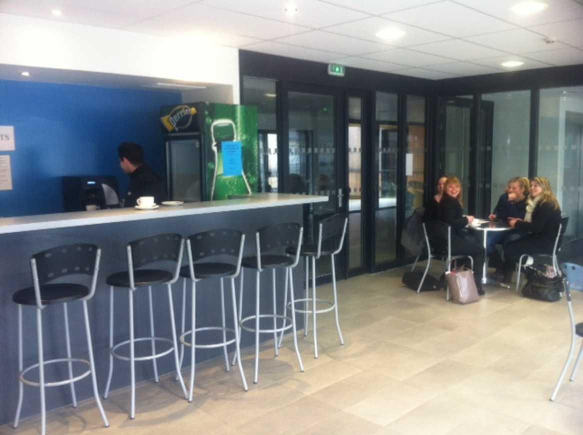 Ouverture de la cafétéria le midi ! photo6