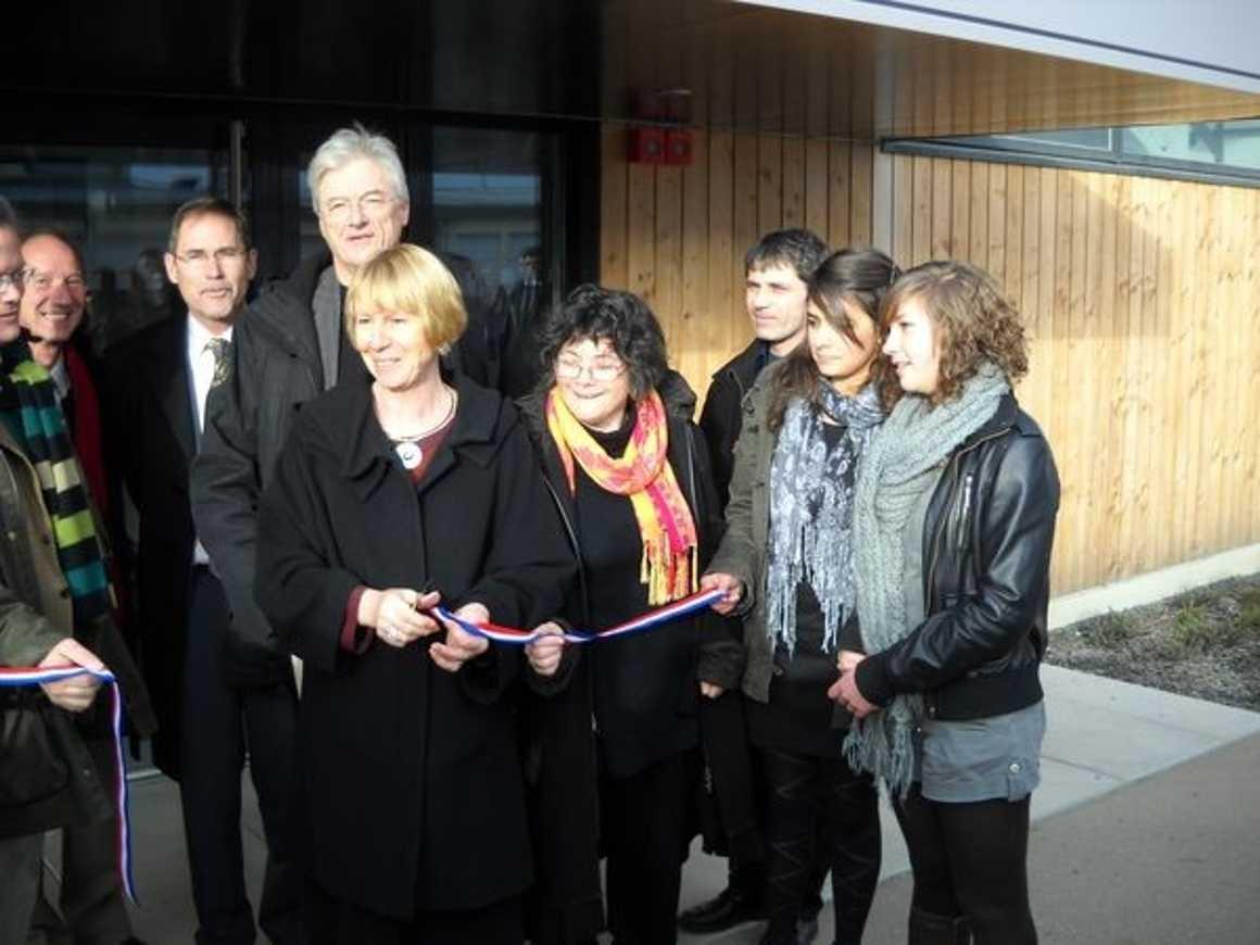 Inauguration du nouvel internat. 0