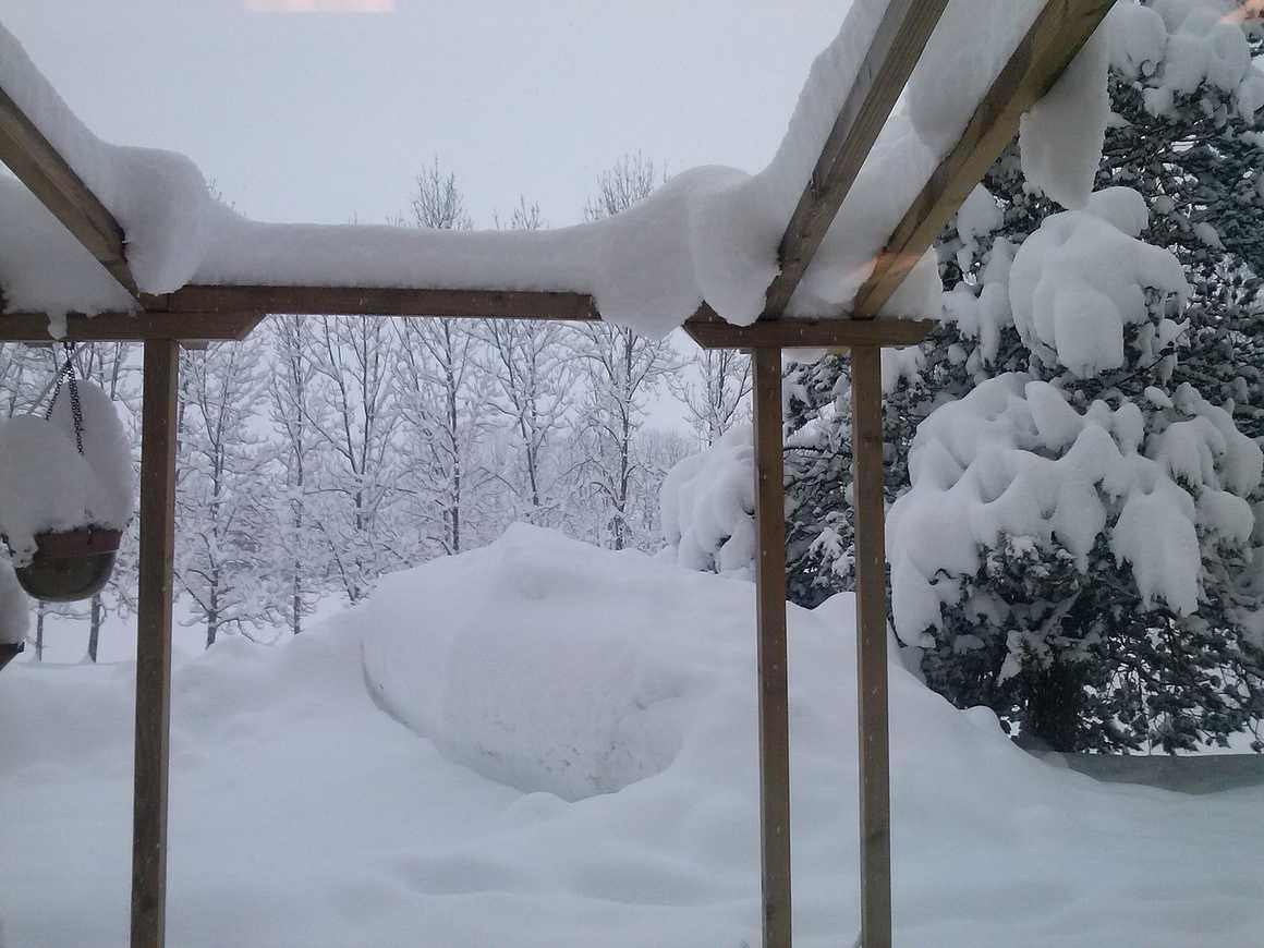 De la neige, de la neige, toujours de la neige sur Villard (2des 1 et 2) 0