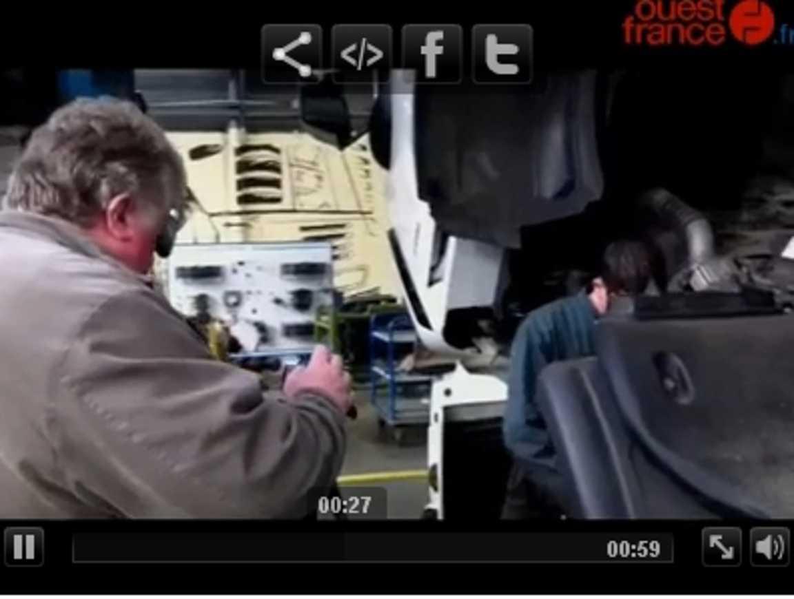 À Henri-Avril, les lycéens en mécanique font leur cinéma ! (OF) 0
