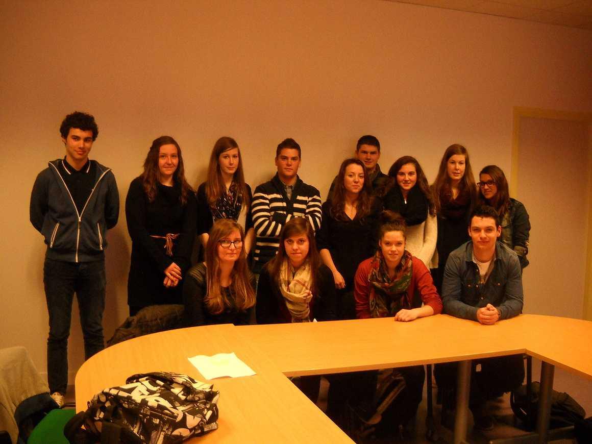 Le lycée de Questembert rejoint le projet Bobital 0