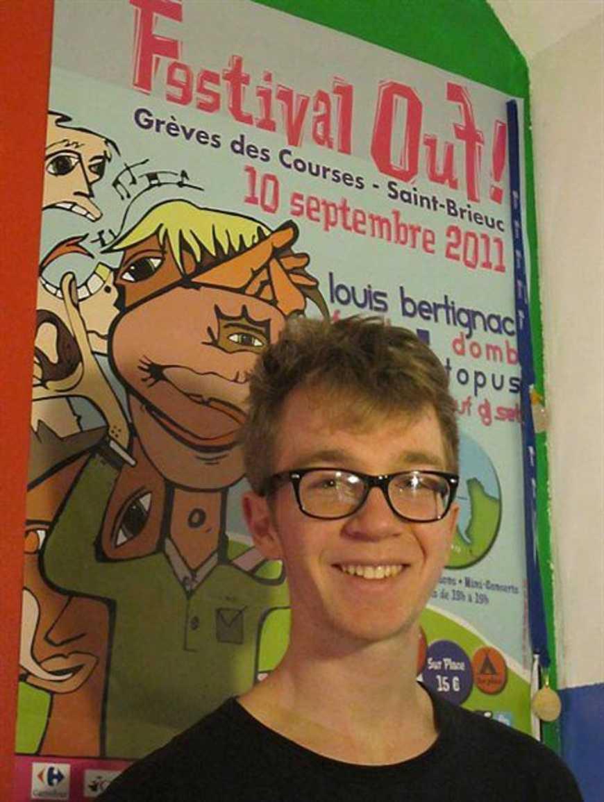 « Je suis bénévole au festival de Bobital » (OF) 0