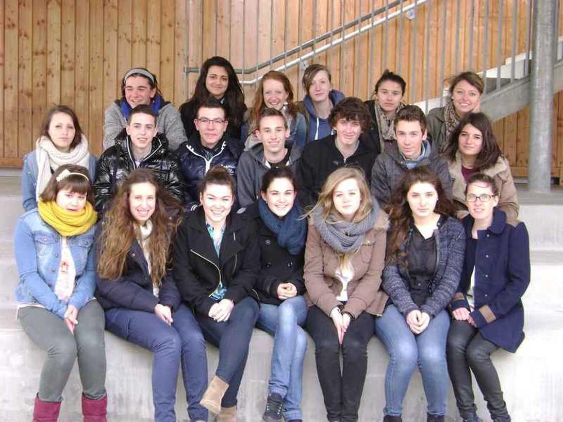Les élèves de Seconde 3-4 et 8 qualifiés à la finale de la 2ième édition du Tournoi de gestion 2013 0
