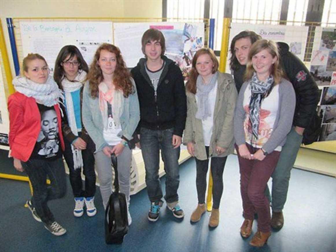 Les lycéens d''Avril partagent leur Avignon (OF) 0