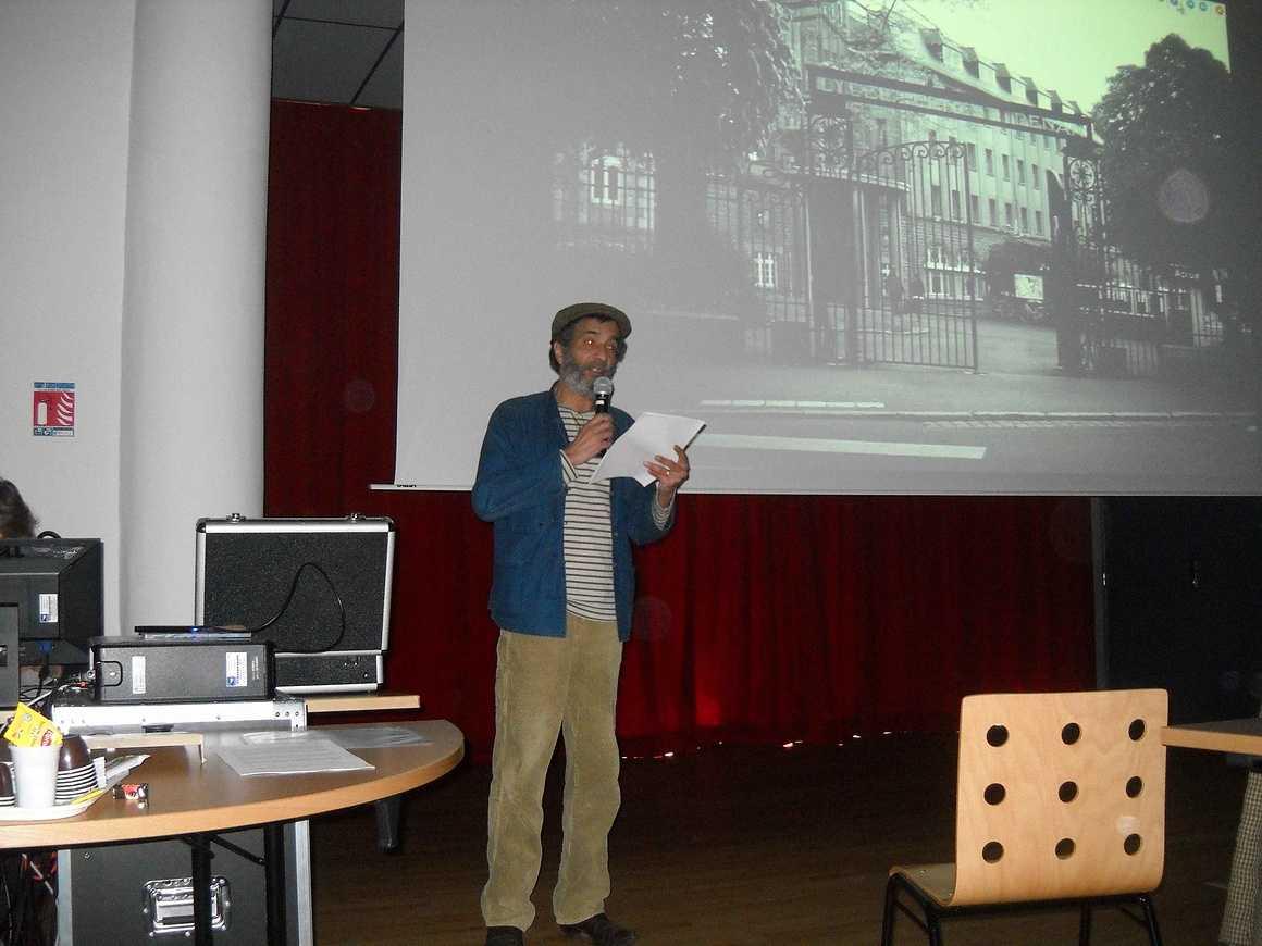 Hafed Benotman, premier lauréat du prix epolar dscn4443