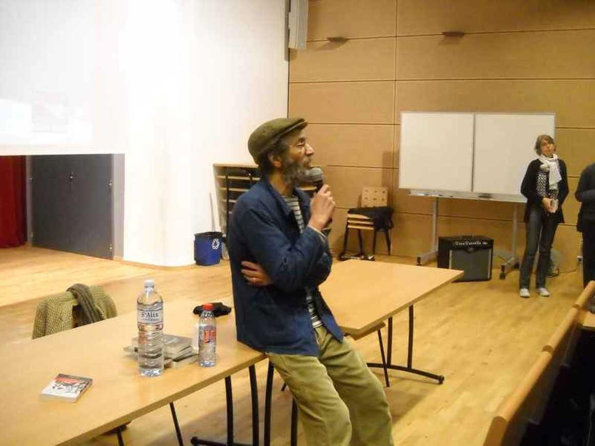 Hafed Benotman, premier lauréat du prix epolar dscn4454